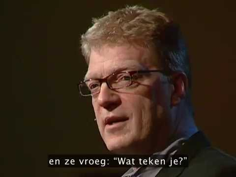 Ken Robinson: Do schools kill creativity? (NL)